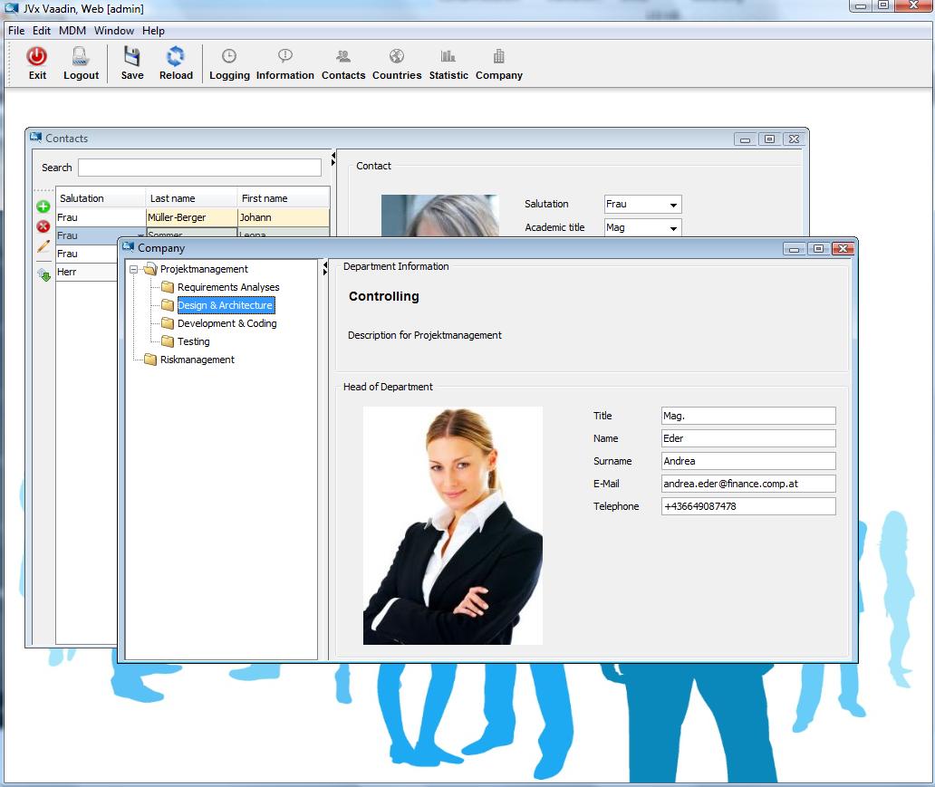JVx Vaadin UI 1 0 is code complete « Blog @ SIB Visions