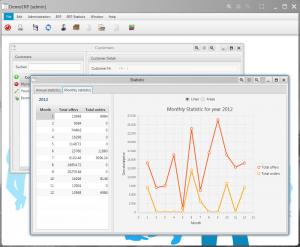 Desktop JavaFX UI