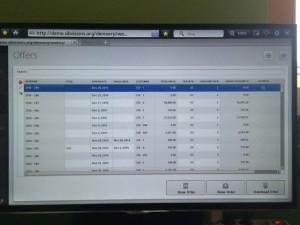 SmartTV - Data